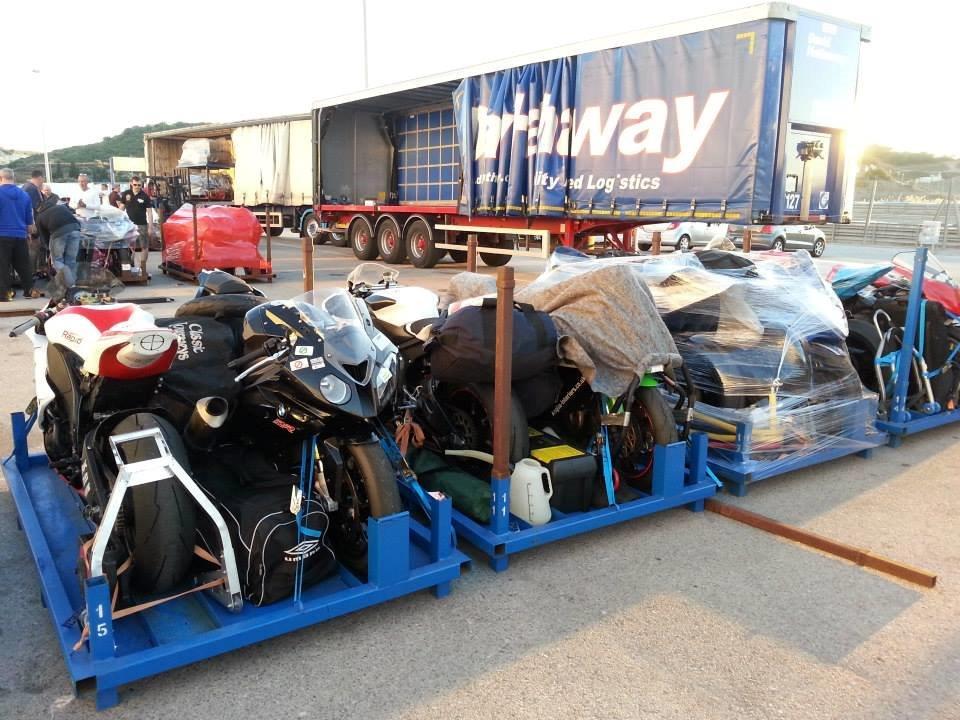 Verzekerd transport naar track holiday
