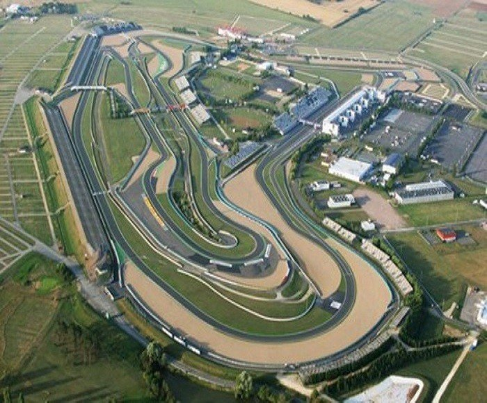 magny cours no limits